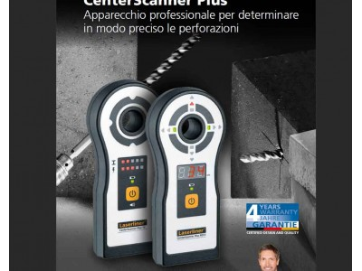 Center Scanner Plus